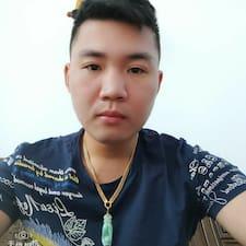 陈彬彬 User Profile
