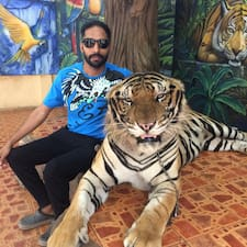 Vivek Thomas User Profile