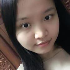 Valentine felhasználói profilja