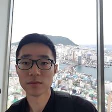 Användarprofil för Jin Young