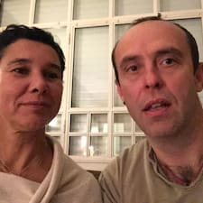 Patricia Et Frédéric的用戶個人資料