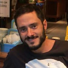 Maurício felhasználói profilja