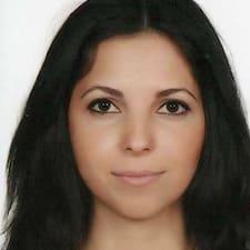 Profil Pengguna Sabina
