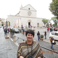Флорентина felhasználói profilja