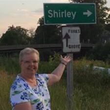 Gebruikersprofiel Shirley