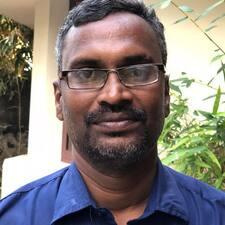 Nutzerprofil von Ravichandran
