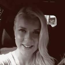 Katriina felhasználói profilja