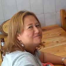 Perfil do usuário de Olga Lucía