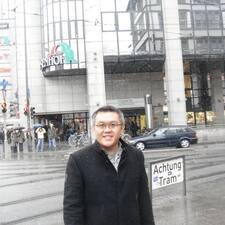 Henkilön Hwa Meng, Alex käyttäjäprofiili