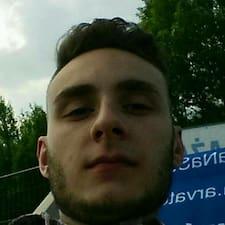 Tymek felhasználói profilja