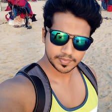 Gaurav felhasználói profilja