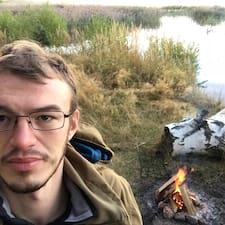 Användarprofil för Mikhail