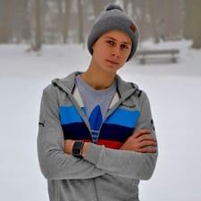 Vladyslav User Profile