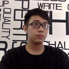 Profil Pengguna Minh