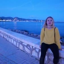 Profil Pengguna Kateryna