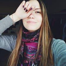 โพรไฟล์ผู้ใช้ Anastasia