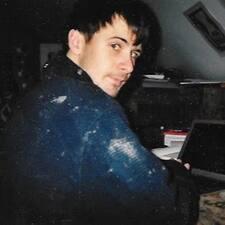 Eamo felhasználói profilja