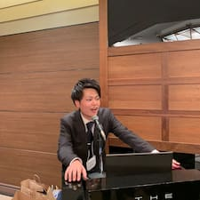 Profil utilisateur de Toshiki