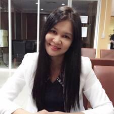 Sunicha felhasználói profilja