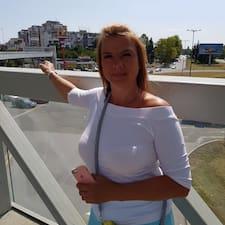Валентина Brugerprofil
