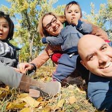 Profil utilisateur de Joanna, Alejandro And Kiddos