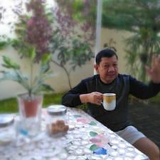 Rizal - Uživatelský profil