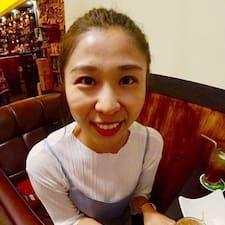 Profil utilisateur de Hsing Yin
