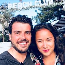 Profil utilisateur de Benjamin & Déborah