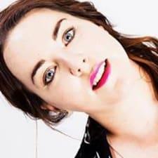 Jaimee felhasználói profilja