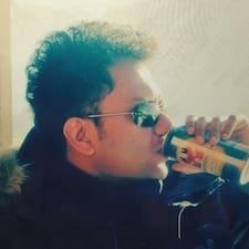 Vijayaraghavan felhasználói profilja