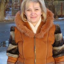 Användarprofil för Людмила