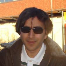 Amin - Uživatelský profil