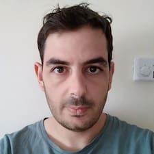 Perfil de l'usuari Adrián