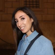 Imane felhasználói profilja