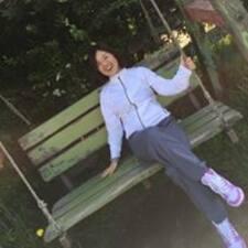 Yinghui felhasználói profilja