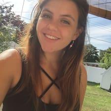 Profil utilisateur de Ellie