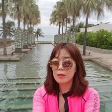 Profil utilisateur de Miyoung