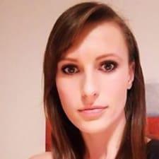 Katarína felhasználói profilja