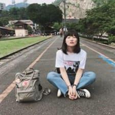 Perfil do utilizador de 詠瑄