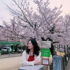 Perfil do usuário de 青青
