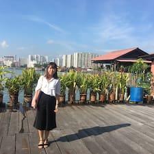 Pei Yin User Profile