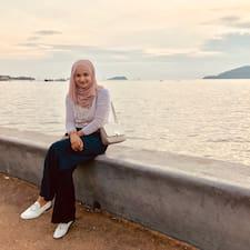 Fatimah User Profile