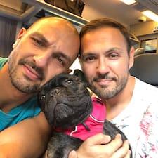 Emiliano And Zoran User Profile