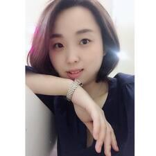 Perfil do utilizador de 静