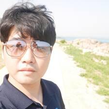 Användarprofil för 동민