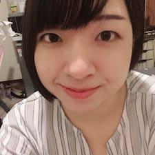โพรไฟล์ผู้ใช้ 昱瑩
