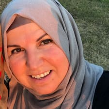 Zehra felhasználói profilja