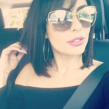 Profil Pengguna Dalia Ibet