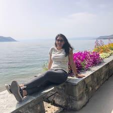Yasmin - Uživatelský profil