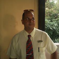 Henkilön Pedro käyttäjäprofiili